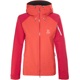 Haglöfs Roc Spirit Jacket Women red